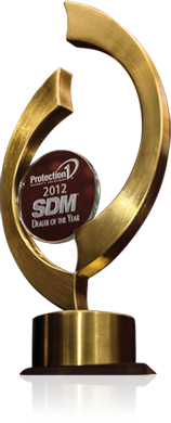 DM Dealer of the Year Award 2012